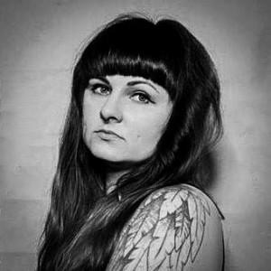 Bára Evil Hand Hell.cz tattoo artist