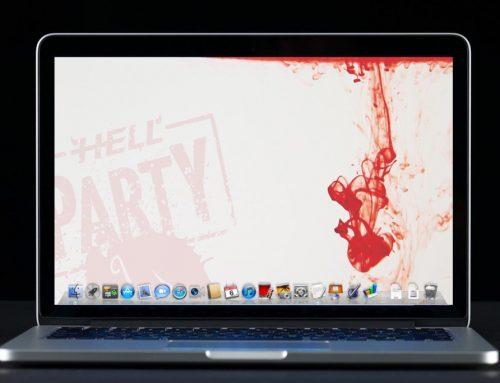 Wallpapery Hell Party zdarma ke stažení