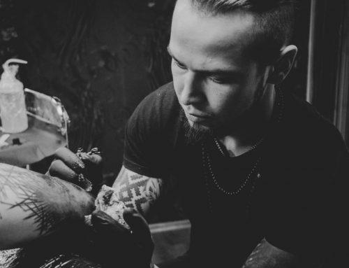 Svart: Za všechno dobré, co ve mně je, vděčím tetování